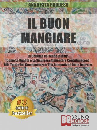 """Anna Rita Poddesu: Bestseller """"Il Buon Mangiare"""", il libro che insegna come valorizzare i prodotti di qualità"""